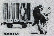 80 x banksy