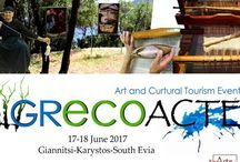 Art and Cultural Tourism Event.GRecoACTE