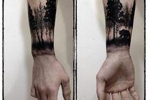 Tatuaje încheieturi