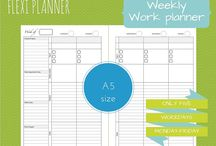 PlanCademy Blog and Planner Inserts / Tips, advice and strategy for planning, productivity, goal setting and organization. Practical tips for using planner(s) Functional, simple and flexible printable ringbound planner inserts for yearly, monthly, weekly, daily planning.