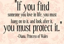 Diana ' s quotes