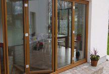 Bi-Folding Doors / Bi-Folding Doors