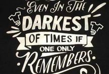 Quotes / I think the complete books would make amazing quotes, but these Harry Potter quotes are very pretty too!