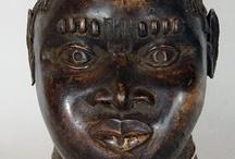 Exposición de arte africano / African art exhibition
