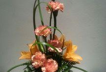 Aranžmá - květiny