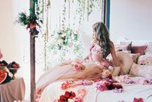boudoir flowers ideas