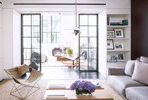 Contemporary Spaces / by Blessed Mess