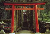 Japanese Inspiration / Interests and influences from Japan, like architecture, nature, landscapes, etc