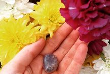 Answers : What Crystal is in my hand? / Here you will find the Crystal answers to 'What Crystal is in my hand?'  With an open hand :-)