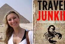 Book - Travel Junkie: A Badass Guide to Travel