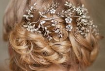 Not a Hair Out of Place / Wedding hairstyles and inspiration for the on-trend bride.
