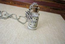 Декор бутылочек в скрапе / Декор бутылочек в скрапе