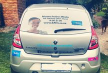 SAfm / Leading talk radio station nationally, in South Africa.