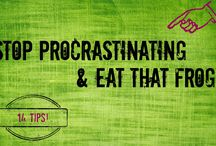 End procrastination