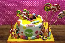 candy cake / candy cake. şeker pasta