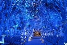 Winter Wedding in Summer | Inspiration / Inspired by Alexander McQueen