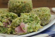 Polpette e polpettoni / Ricette salate in italiano e inglese