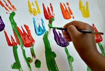 Preschool: spring / by Mendell Dean