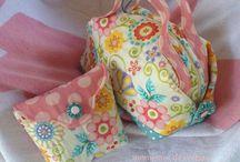 tašky na pletení a šití montesos
