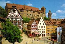 Origins / Nuernberg, Germany - Where I'm from / by Evelyn's Pins