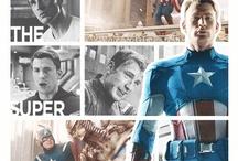 Avengers / Captain America / Thor
