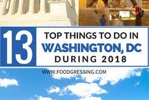 Washington DC Travel Tips & Ideas