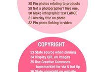 Pinterest tips&tricks