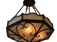 Spanish Style Chandeliers