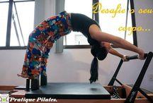 Pilates / Pilates bem estar