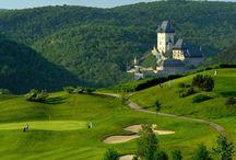 Karlštejn, golf