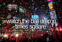 Celebrate New Years Eve in Times Square