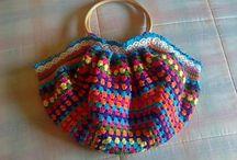 crochet and knitting love
