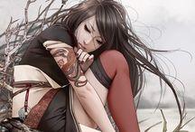 Anime / illustrations