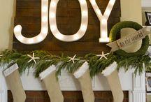 Christmas Decor Ideas / by Adrienne Gilbert