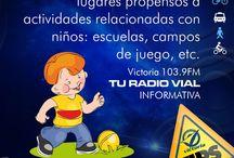 Tips Viales de #TuRadioVialInformativa