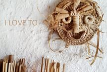 ECO EMOTICON (the quote of the day) / Self-made - organic emoticon - basketry , ideas, etc.  https://www.facebook.com/Torella-Artcraft-1502518396721094/  #craft #emoticon #inspirational #ecoart &#basketry #ecodesign #trend #onthewall #home #decor #mood #reeds #bulrush #gyekeny #falra #otthon