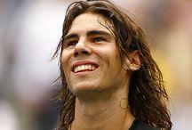 Rafael Nadal tennis star