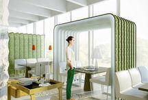 Hotel & Restaurant Design Diseño de Restaurantes / Los mejores o más divertidos diseños de hoteles y restaurantes del mundo. / by Erika Sofía Silva Aguilera