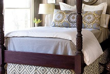 Beautiful Bedrooms / by JoAnna Ford