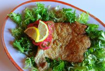 Secondi Piatti / Portata che viene dopo il piatto principale o piatto unico