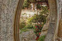 Inspiring Doorways / Very inviting openings