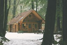 A Cabin in the Woods ❤️
