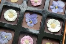 Bloemen - eetbaar
