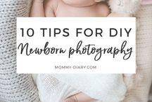 Baby Photography Inspiration & Tips / Baby Photography Inspiration & Tips, Newborn Photo Ideas, Photography Setup, Christmas Photos Inspiration, Baby Poses for Photo Shoot, DIY Sets, Photo Editing Tips.