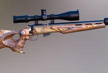 Custom CZ rifles