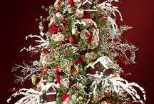 Tendencias en arboles de Navidad - pinos navideños