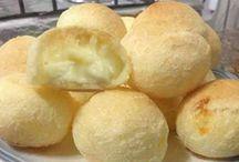 pão queijo mineiro