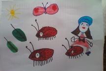 Maria's drawings