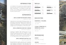 - S e l f  P r o m o - / Resume, portfolio & self promotions