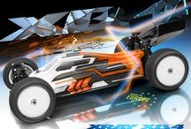 XRAY XB4 / The XB4 is one of the most adjustable 1/10 off-road electric radio controlled car. Whether you are a hardcore racing fanatic or a club-level sportsman, you can very easily adjust the XB4 to suit your racing style, race track type, and all track conditions.